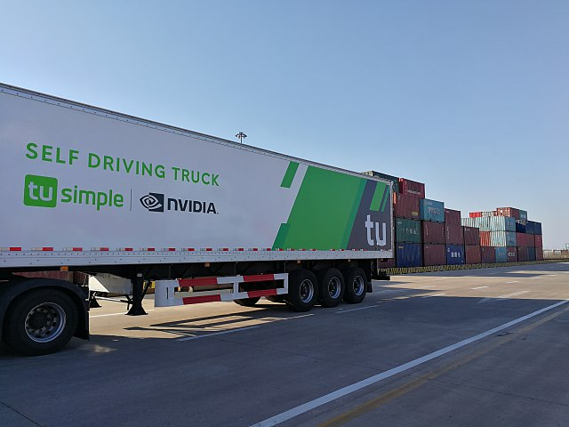 Self Driving Trucks: What's on the Horizon?