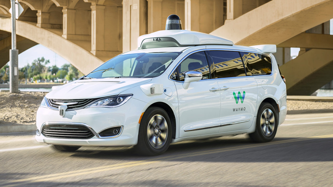 "Waymo Is Doing Away With ""Self-Driving"" Terminology"