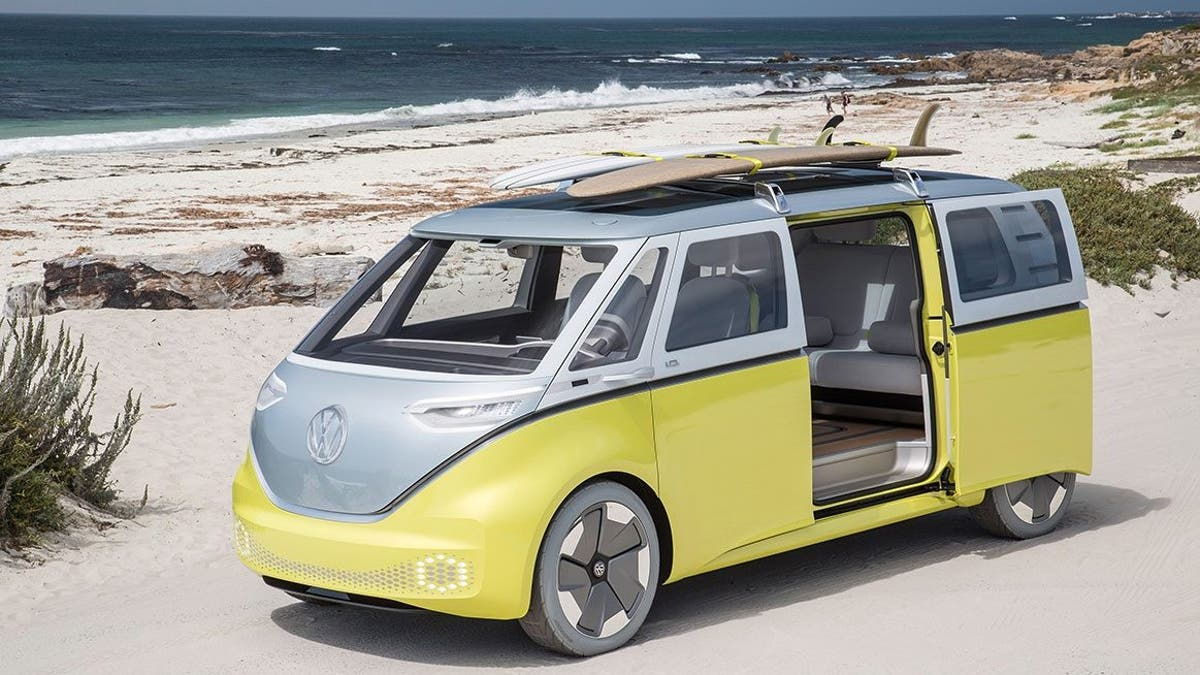 Volkswagen ID.Buzz Looking To Start Costing No Less Than $50,000