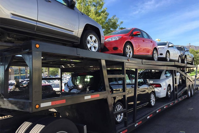 auction auto transport