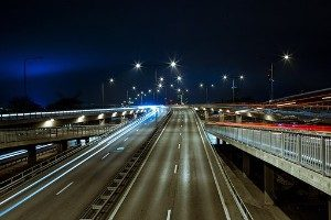 Three Car Collision Closes Local Highway