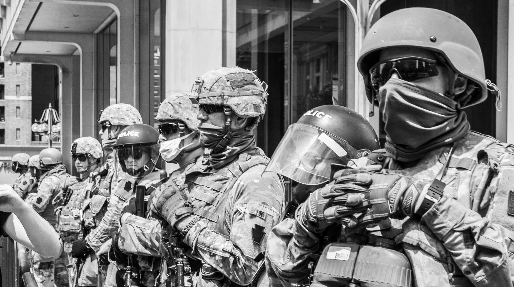 Army National Guard Prepares to Deploy Troops to Cities